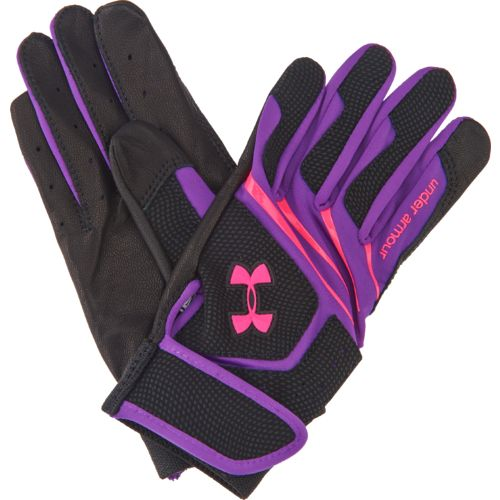 Display product reviews for Under Armour Clean-Up T-ball Batting Gloves