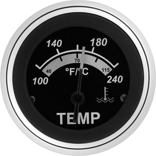 SeaStar Solutions Sterling Outboard Water Pressure Gauge