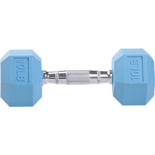 Display product reviews for CAP Color Coated Dumbbell