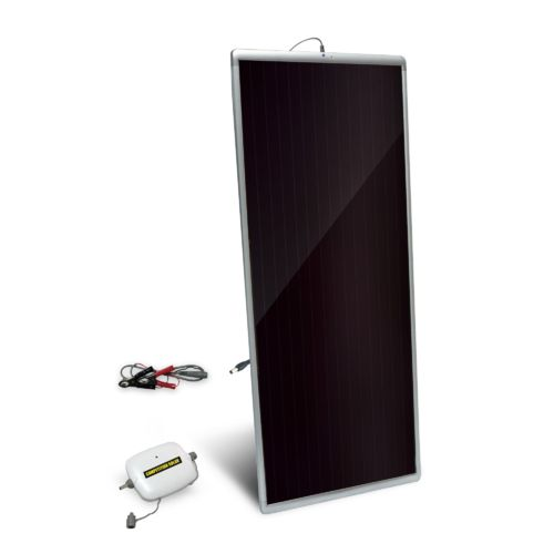 Competition Solar 20W Amorphous Solar Panel 12V Battery Charger