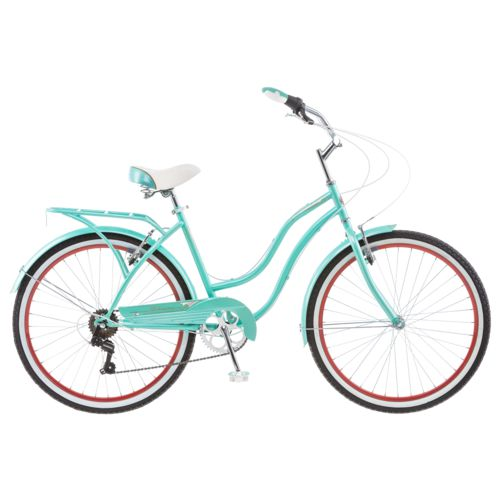 "Display product reviews for Schwinn® Women's Perla 26"" 7-Speed Cruiser Bicycle"
