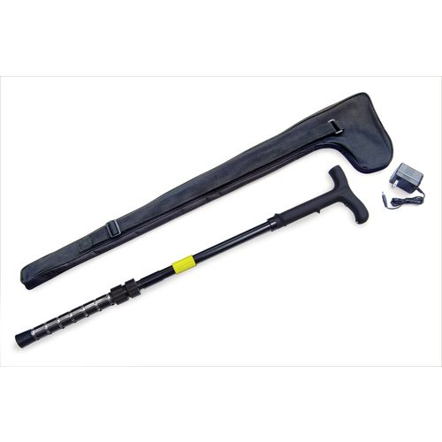 Zap Cane™ Stun Cane with Flashlight