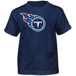 NFL Toddler Boys' Tennessee Titans Primary Logo T-shirt