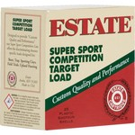 Estate Cartridge Super Sport Competition Target Load 12 Gauge 7.5  Shotshells