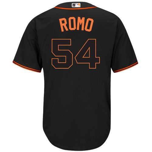 Majestic Men's San Francisco Giants Sergio Romo #54 Cool Base® Jersey