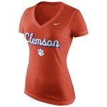 Nike Women's Clemson University Script T-shirt