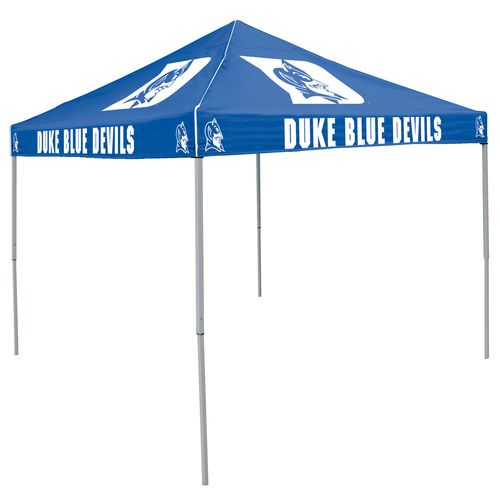 Logo Duke University Straight-Leg 9 ft x 9 ft Color Tent