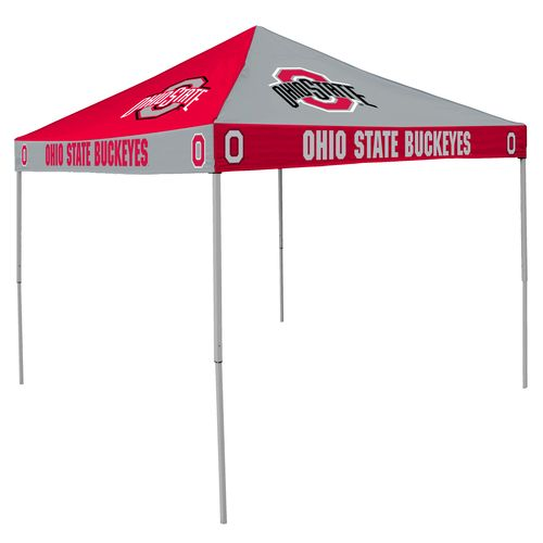 Logo Ohio State University Straight-Leg 9 ft x 9 ft Checkerboard Tent - view number 1
