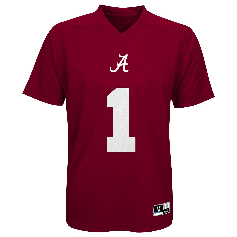 NCAA Toddlers' University of Alabama #1 Performance T-shirt