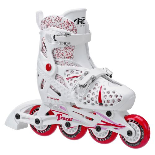 Roller Derby Girls' Tracer Adjustable In-Line Skates