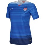 Nike Women's US Stadium Away Short Sleeve Soccer Jersey