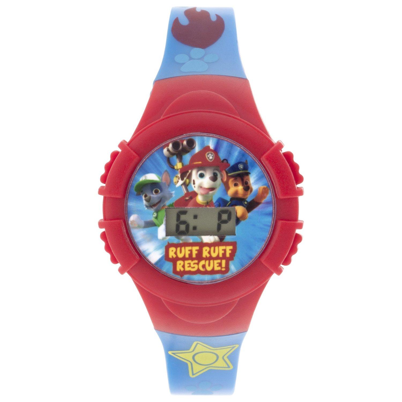 Viacom Girls' Nickelodeon Paw Patrol Watch