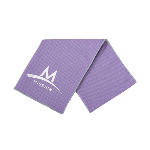 Mission Athletecare Enduracool Yoga Tech Knit Cooling Towel