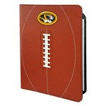 GameWear University of Missouri Classic Football Portfolio with Notepad