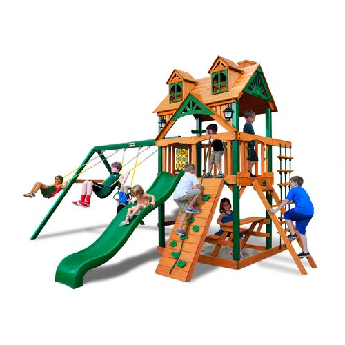 Gorilla Playsets™ Malibu™ Swing Set