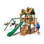 Gorilla Playsets™ Malibu™ Swing Set - view number 1