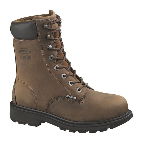 Wolverine Men's McKay Steel-Toe EH Work Boots - view number 1