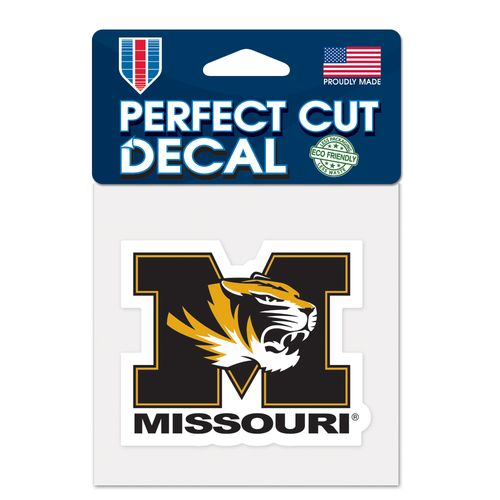 WinCraft University of Missouri Perfect Cut Decal - view number 1