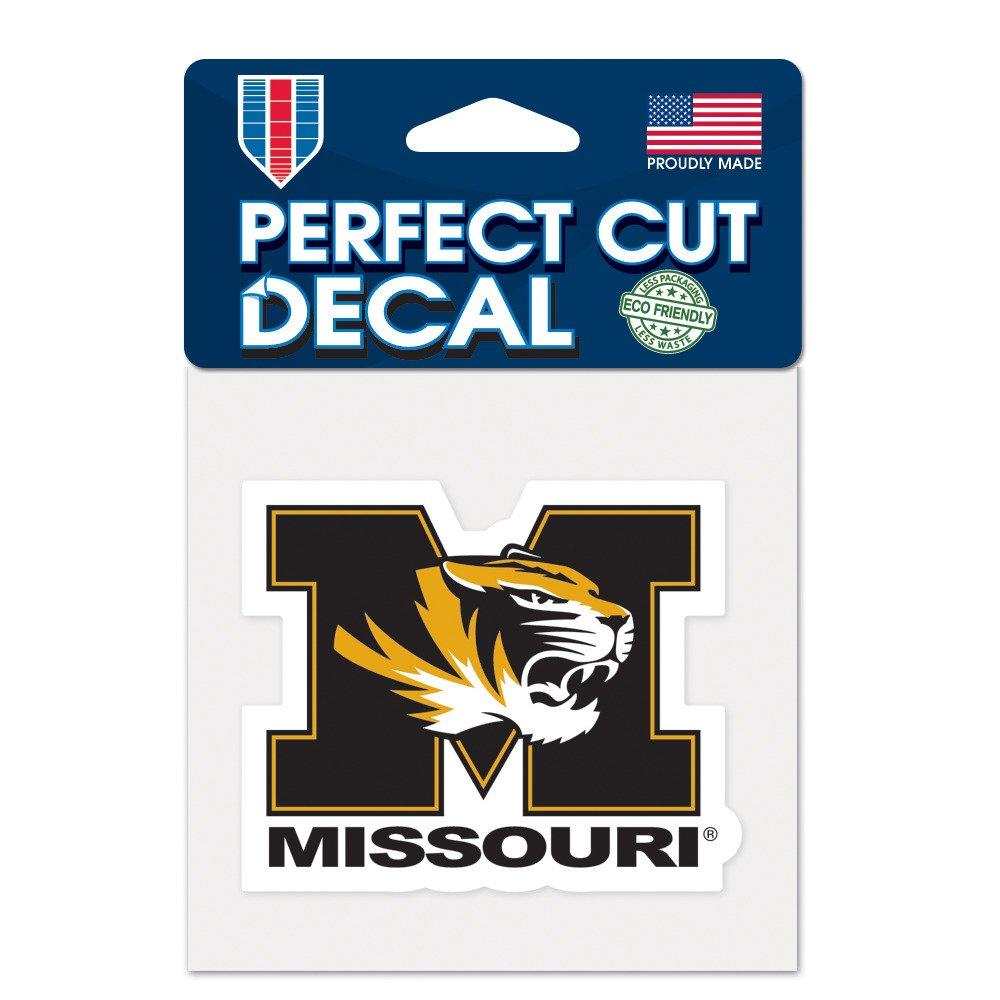 WinCraft University of Missouri Perfect Cut Decal