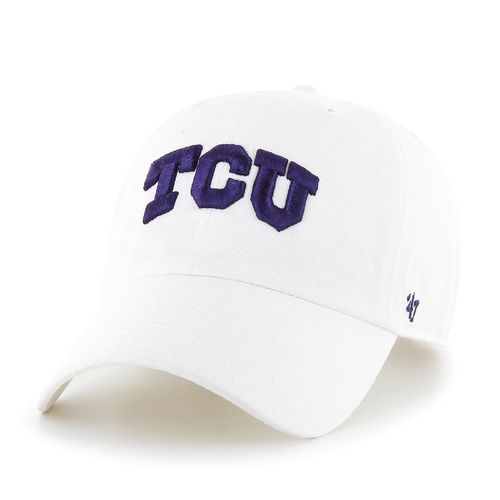 '47 Men's Texas Christian University Cleanup Cap - view number 1