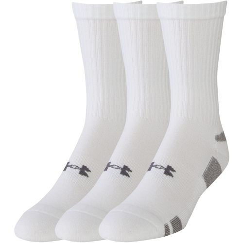 Display product reviews for Under Armour Adults' HeatGear Crew Socks