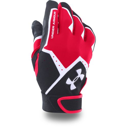 Display product reviews for Under Armour Adults' Clean Up VI Batting Gloves