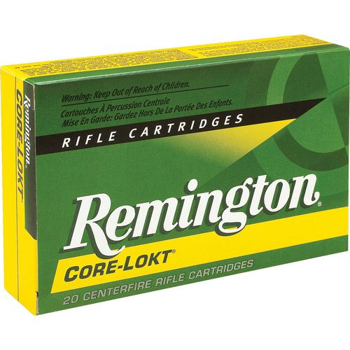 Remington Core-Lokt .375 Remington Ultra Magnum 270-Grain Centerfire Rifle Ammunition - view number 2