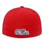Top of the World Adults' University of Mississippi Premium Collection Memory Fit™ Cap - view number 2