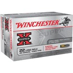 Winchester Super-X .22LR 40-Grain Truncated Cone HP Rimfire Ammunition