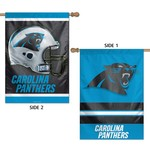 WinCraft Carolina Panthers 2-Sided Vertical Flag