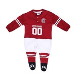 Glitter Gear Toddlers' University of South Carolina Long Sleeve Footy Suit