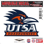 "Stockdale University of Texas at San Antonio 6"" x 6"" Decal"