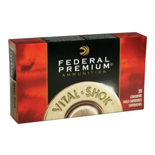 Federal Premium® Vital-Shok® .308 Win. 150-Grain Centerfire Rifle Ammunition