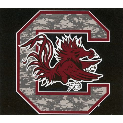 Stockdale University of South Carolina Digi Camo Decal