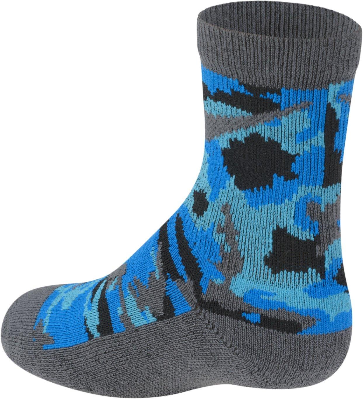 Nike Boys' Camo Crew Socks 3-Pair