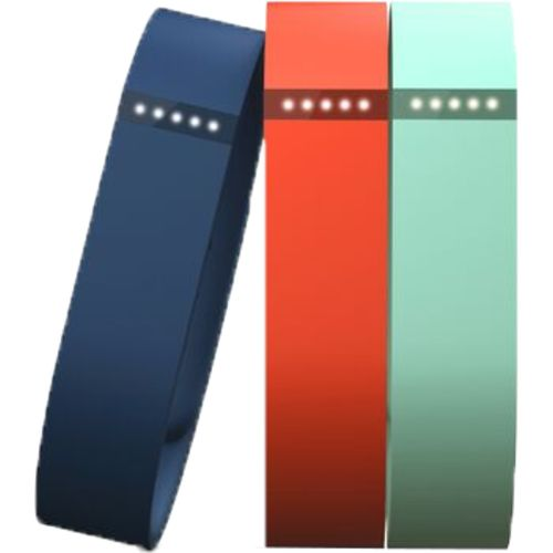 Fitbit Flex™ Wireless Activity + Sleep Wristbands 3-Pack