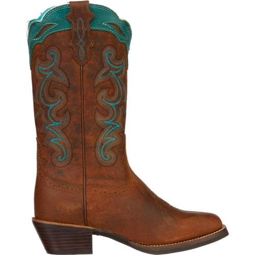 Justin Women's Silver Collection Western Boots - view number 1