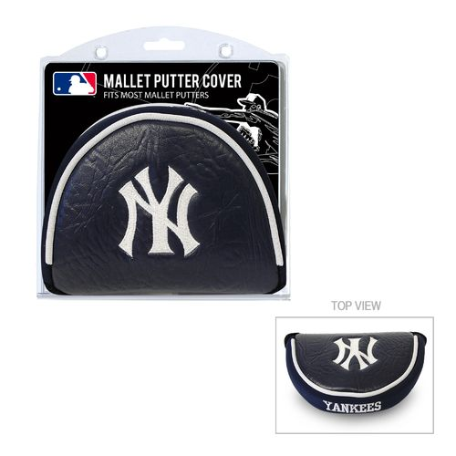 Team Golf New York Yankees Mallet Putter Cover - view number 1