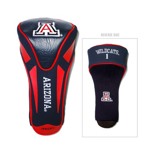 Team Golf University of Arizona Single Apex Driver Head Cover - view number 1