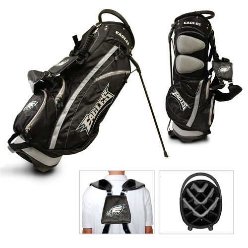 Team Golf Philadelphia Eagles Fairway Golf Stand Bag
