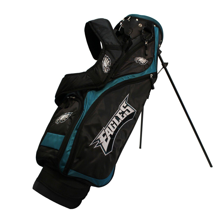 Team Golf Philadelphia Eagles Nassau Golf Stand Bag