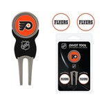 Team Golf Philadelphia Flyers Divot Tool and Ball Marker Set - view number 1
