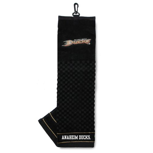 Team Golf Anaheim Ducks Embroidered Towel
