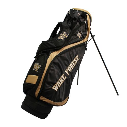Team Golf Wake Forest University Nassau Stand Bag
