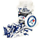 Team Golf Toronto Blue Jays Tees 175-Pack - view number 1