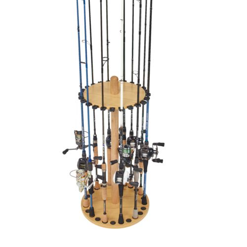 Tournament Choice 24-Rod Round Rack - view number 2
