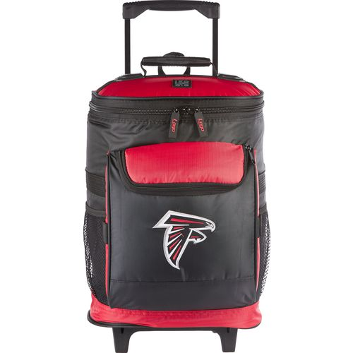 Logo Atlanta Falcons Rolling Cooler