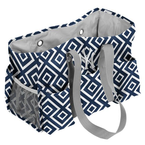 Logo™ New York Yankees DD Junior Caddy Tote Bag
