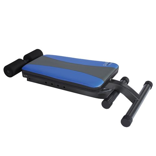 Pure Fitness Ab Crunch Sit Up Bench Academy