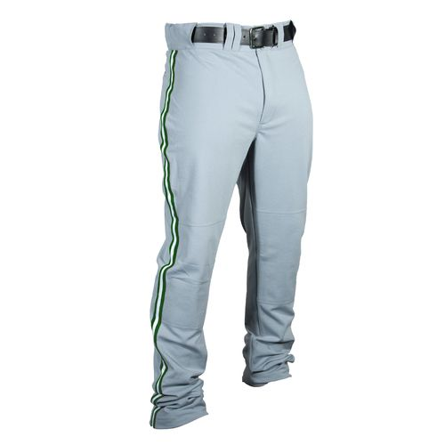 Louisville Slugger Boys' Triple Crown Heavy Nylon Boot Cut Pant with Braid Trim